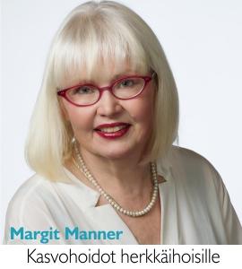 Margit Manner Kasvohoidot herkkäihoisille